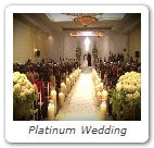 Platinum Wedding